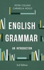 ENGLISH GRAMMAR - NEW PAPERBACK BOOK
