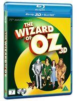Wizard of Oz 75th Anniversary 3D + Blu Ray (Region Free)