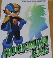 CAPCOM SPECIAL SELECTION ROCKMAN.EXE & CD