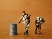CMK Czech Masters Italian Pilots WWII 1/48 scale resin figure kit F48061