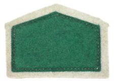 WW2 Original Colour Patch Headquarters 1st Australian Armoured Division Spt Grp