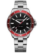Raymond Weil Tango 300 Men's Quartz Red Diver Watch 8260-ST4-20001