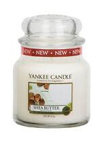 Yankee Candle Shea Butter Medium Jar 411g