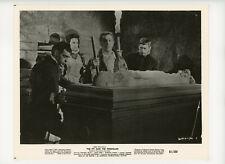 PIT & PENDULUM Orig Movie Still 8x10 Horror, Vincent Price, 2Inch Cut 1961 22109