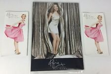 Kylie Minogue 'At Home' Rare Official Promo Card Shop Display, Unused Sealed (d)