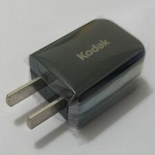 Genuine Kodak K20-CN K20 USB AC Power Adapter Charger for V1253 V1273 M1033 zi10