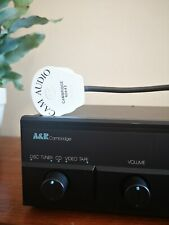 First generation Arcam Alpha - 5 Star Old school Amplifier with Cam Audio plug!