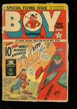 BOY COMICS #65 1951-CHARLES BIRO-MONKEY CONTEST WINNERS FR
