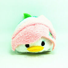 "Disney The Little Mermaid Daisy Duck Tsum Tsum Soft Stuffed plush Toy Doll 3.5"""