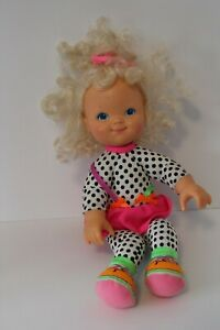 Vintage 1991 Kenner Stacy Two Wheeler Doll ONLY