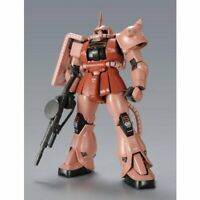 Mg 1/100 Ms-06s Char's Zaku2 Ver.2.0 Real Type Color Premium Bandai Limited
