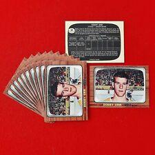 Bobby Orr - 1966/67 - Topps - Rookie Reprint - Boston Bruins - #35 - Lot of 24