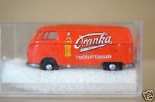 Brekina  1:87 HO scale VW Volkswagen 1960's Transporter Van - Oranka