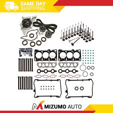 Head Gasket Set Valves Timing Belt Kit Fit 98-05 Volkswagen Passat Audi 2.8 DOHC