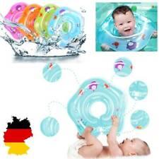 Baby Sicherheit Doppelairbag Schwimmhilfe Hals Babyschwimmring Schwimmkragen