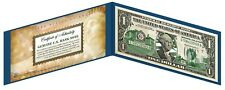 RHODE ISLAND State $1 Bill Genuine Legal Tender U.S. One-Dollar GRN Banknote