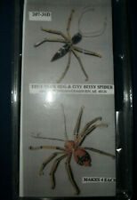 Spider Bead Pin Brooch Kit by Mac Enterprises Makes 8 Halloween Ornament 207-36D