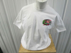 VINTAGE FRUIT OF LOOM NHRA GATORNATIONALS 44TH ANNUAL XL T-SHIRT GAINSVILLE