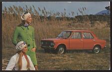 cartolina AUTOMOBILE FIAT 128