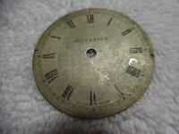 Antique Pocket Watch Face Best Lever Swiss Made 79-9JJJ