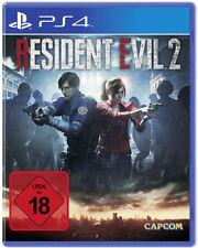 Resident Evil 2 (PS4) (NEU & OVP) (UNCUT) (dt. Version) (Blitzversand)