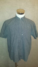 rare STUSSY Man's Checked Shirt Size: L in VERY GOOD Condition