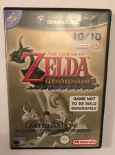 The Legend of Zelda The Wind Waker Limited Edition Gamecube Game UK PAL COMPLETE