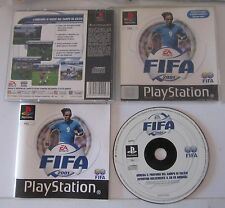 Fifa 2001 - Sony Playstation PS1 PSX PAL SPESE GRATIS
