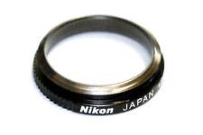 Occhi Nikon lente correzione -5 DPT. FM fm2 FE fe2 fa fm3a f2 f3 FT ft2 (Nuovo/Scatola Originale)