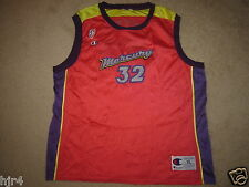 Bridget Pettis #32 Phoenix Mercury Wnba Orange Jersey XL