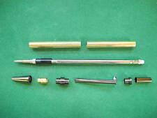 Woodturning SLIMLINE Pencil Kit in Gun Metal Grey