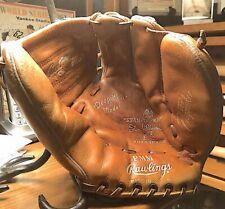 Vintage Stan Musial Rawlings PMM Model Glove St Louis Cardinals HOF