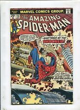 THE AMAZING SPIDER-MAN #152 (6.0) SHATTERED BY THE SHOCKER!