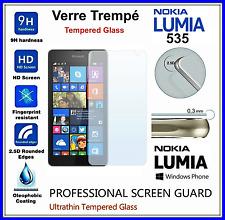 NOKIA 535 Tempered Glass Vitre de protection d'écran en VERRE TREMPE