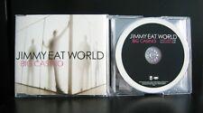 Jimmy Eat World - Big Casino 2 Track CD Single
