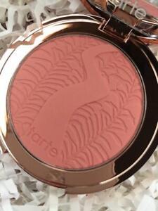TARTE Amazonian Clay 12-Hour Blush B-DAY BAE Limited Edition .2oz Full Size NEW!