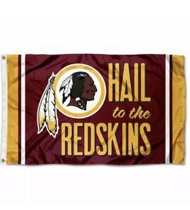 Washington Football Team Flag Banner 3x5 Ft NFL Football Super Bowl Sports