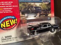 1962 plymouth Belvedere Black Johnny lightning MUSCLE CARS USA 1/64 JL
