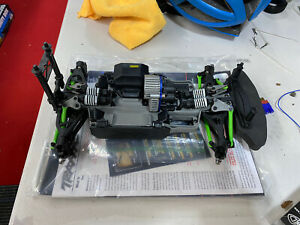 Rare Traxxas 1/16 Ken Block Fiesta Rally VXL Rolling Chassis Complete NEW 4wd