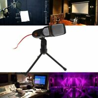 USB Microphone Fifine Metal Condenser Recording Microphone Laptop
