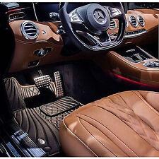 Mercedes Benz RHD W222 S550 S600 S63 S65 AMG Designo Floor Mat 2014 2016 2017