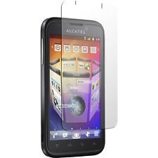 4 x Displayschutzfolie klar  für Alcatel One Touch Ultra 995 Folie