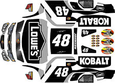 Losi 5ive T wrap decals stickers trophy truck JJKT16  hpi baja 5t  5sc woodster