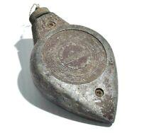 "Vintage Stanley Chalk Line Plumb Line ""Chalk-o-Matic"" Building/Masonary Tool"