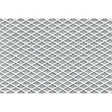 JTT Scenery Products 1:250 Z-Scale Tread Plate Plastic Pattern Sheet, 2/pk 97454