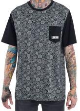 Damenblusen, - tops & -shirts mit Paisley-Muster in Übergröße in Größe XL