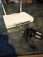 DrayTek Vigor 2860N 300 Mbps 1000Mbps Wireless N Router (2860N)