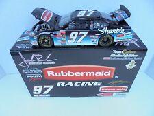 Kurt Busch #97 Rubbermaid 2002 Ford Taurus TCOS 1/24 Nascar Diecast Collectable