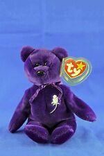 1997 BEANIE BABY PRINCESS DIANA 1st EDITION CHINA PE PELLETS