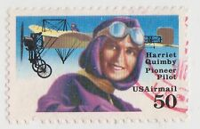 (UST-491) 1991 USA 50c H. QUIMBY Air Mail (E)